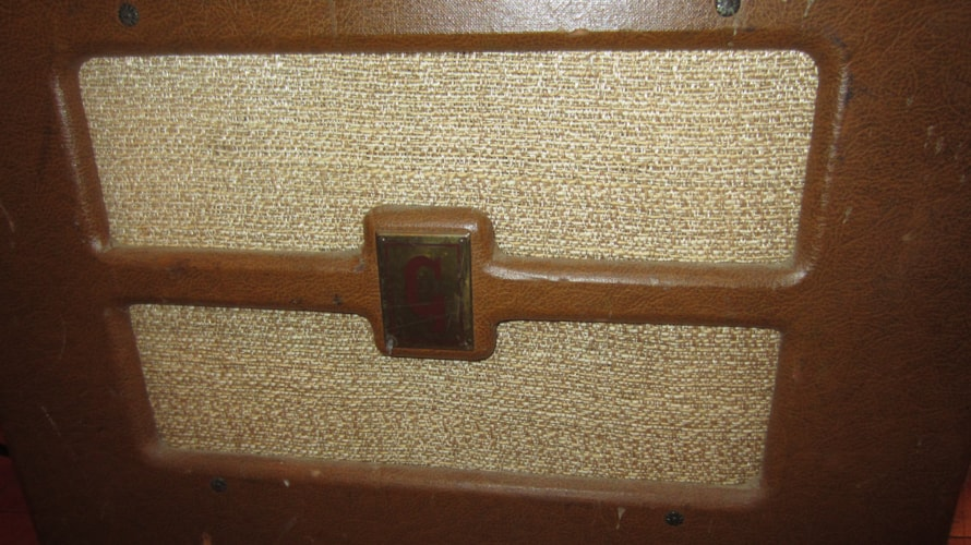 1950 Gibson BR-6 Brown, Excellent, $695.00