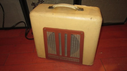 ~1950 Gibson BR-9 Amp