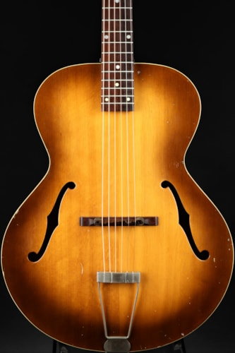 1950 National Archtop Excellent, Hard