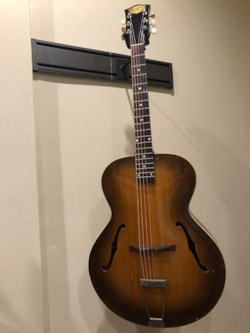 National/Gibson Archtop