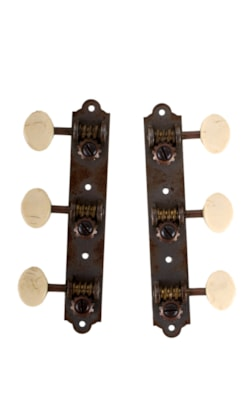 ~1950 Waverly Strip Tuners