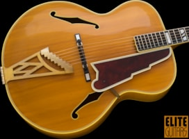 1952 D'Angelico New Yorker, a Beautiful Blonde w/PROFESSIONAL PICS