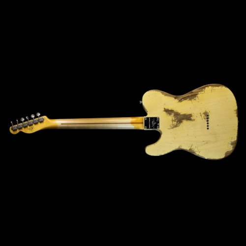 1951 Fender Custom Shop 1951 Nocaster Heavy Relic Electric Guitar Faded Nocaster Blonde Brand New, $3,850.00