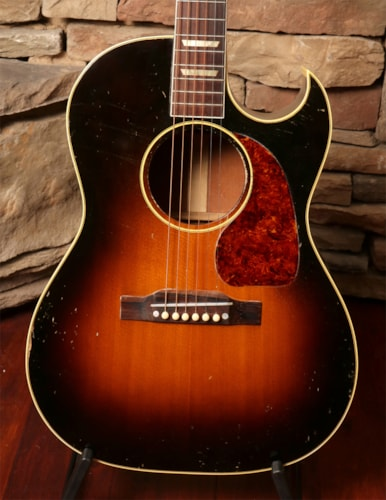 1951 Gibson CF-100 CF-100, Very Good, Hard, $5,995.00