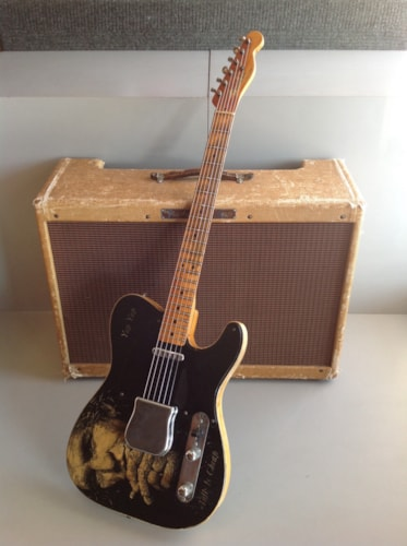 1952 Fender Telecaster Very Good, Hard, Call For Price!