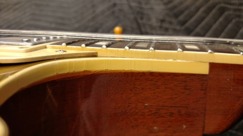 1953-57 Gibson Les Paul Goldtop Conversion Very Good, Original Hard, $19,500.00