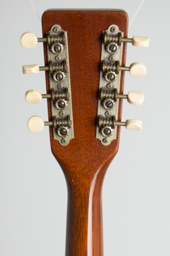 1953 C. F. Martin Style A natural lacquer