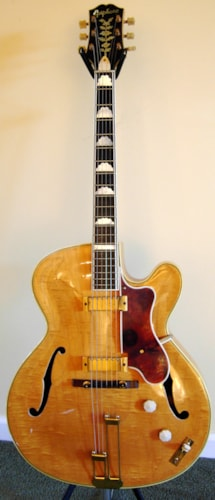 1953 Epiphone - New York Zephyr Deluxe Regent Blonde, Excellent, Hard