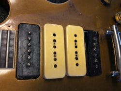 1953 Gibson Les Paul P-90 Pickups