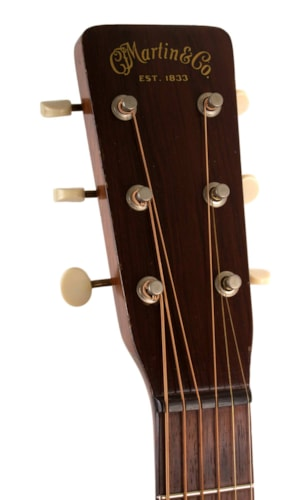 1953 Martin 00-17 Natural, Very Good, Hard, $2,595.00