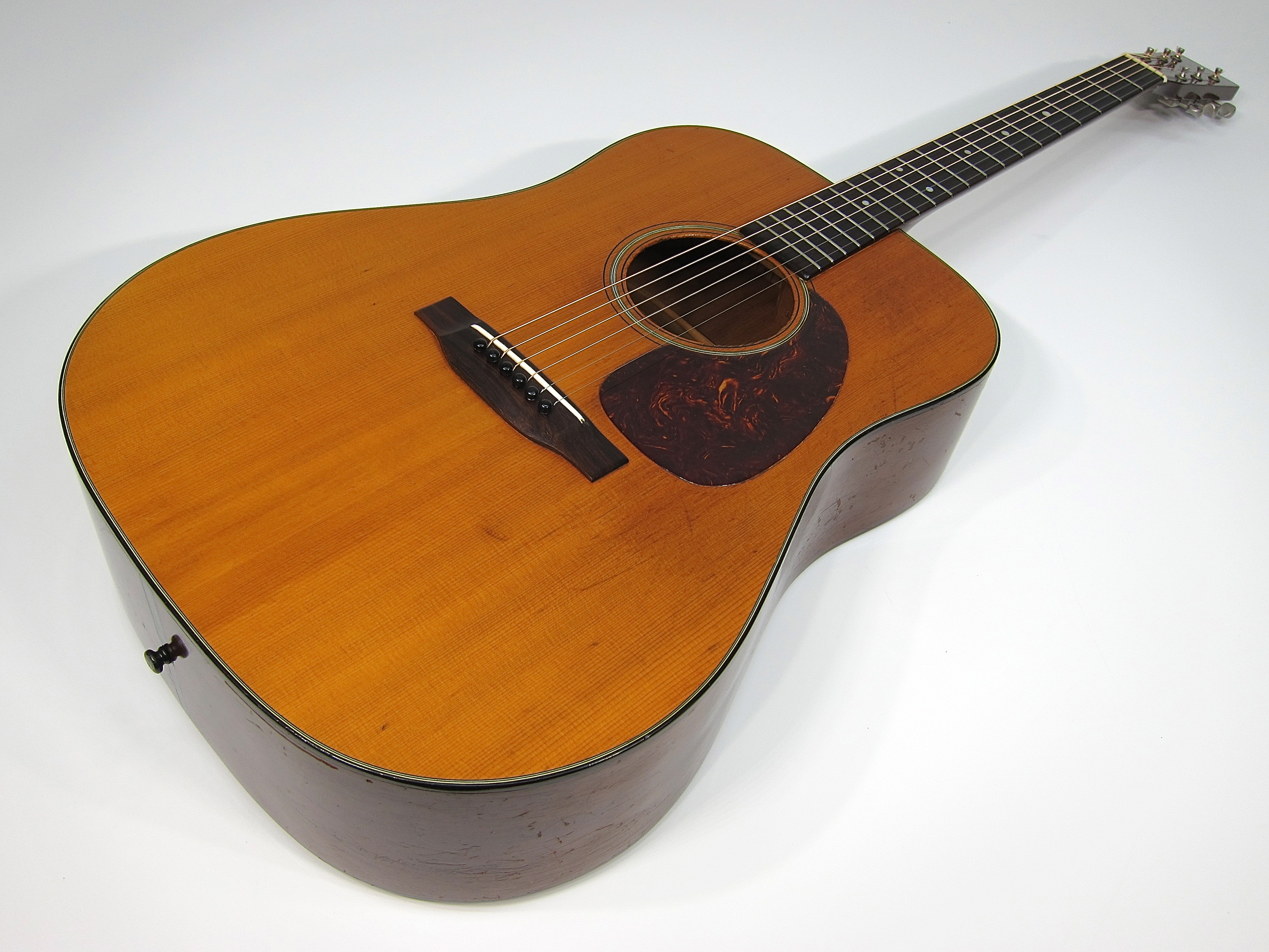 1953 Martin D 18 Dreadnought Natural Tone Monster Guitars Acoustic