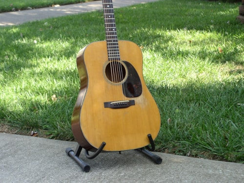 1953 Martin D 18 Mystery Top Very Good Original Hard 795000