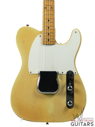 1954 Fender Esquire Blond