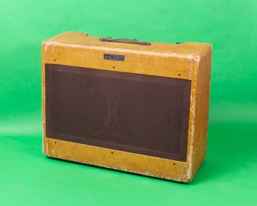 1954 Fender Twin amp Tweed