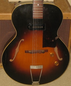 1954 Gibson ES-125 Thick