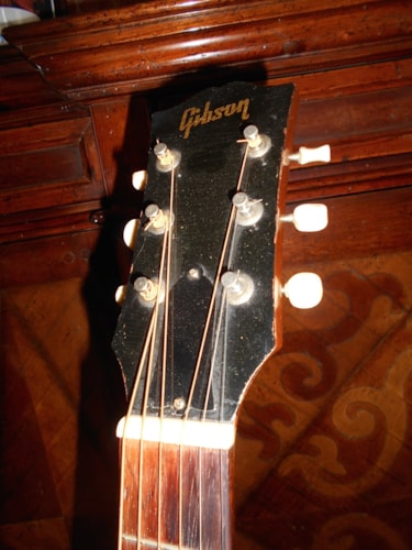 1954 Gibson J-50 Natural, Excellent, Hard
