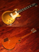 1954 Gibson  Les Paul Goldtop