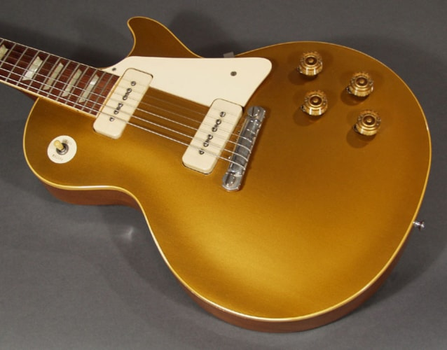 1954 Gibson Les Paul Standard goldtop, Mint, Original Hard, Call For Price!