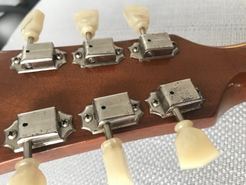 1955 Gibson Les Paul GOLD TOP