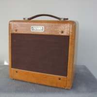 1955 Fender Champ 5D1 Wide Panel