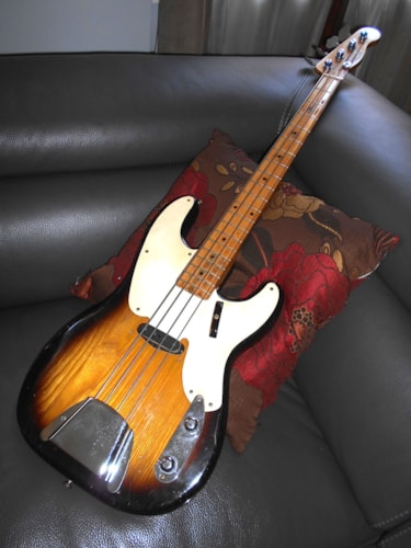 1955 Fender Precision Bass Sunburst