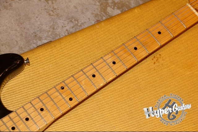 1955 Fender® Stratocaster® 2 Tone Sunburst, Near Mint, Original Hard, Call For Price!