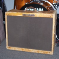 1955 Fender Twin Amp