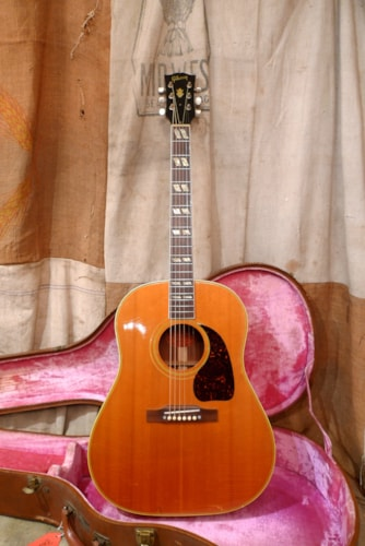 1955 Gibson Country Western Natural, Excellent, Original Hard, $5,800.00