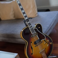 1955 Gibson L5-CES Spec. thin model