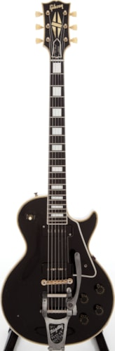 1955 Gibson LES PAUL CUSTOM Black, Excellent, Original Hard