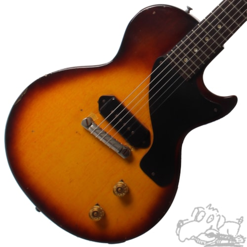 1955 Gibson Les Paul Junior Very Good, GigBag, $3,950.00