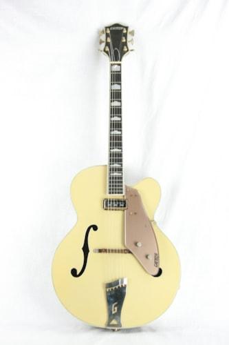1955 Gretsch Convertible 'Sal Salvador' Bamboo Yellow Copper Mist! Model 6199! 6120 anniversary Dearmond!