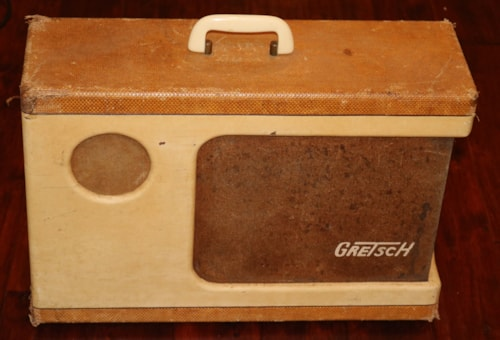1955 Gretsch® Electromatic Twin Tweed, Very Good
