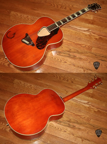 1955 Gretsch  Rancher Model 6022, Western Orange