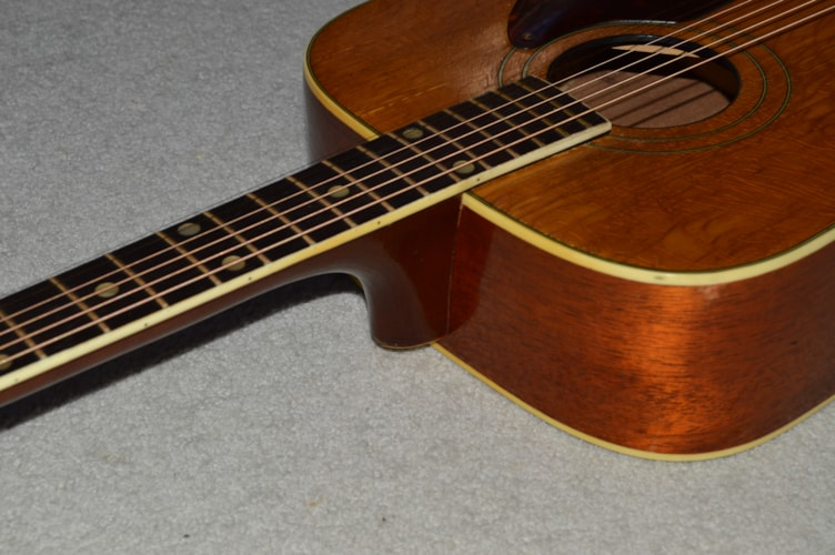 1955 Kay N-3 Natural, Very Good, Soft, $450.00