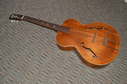 ~1955 Silvertone not known