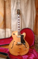 1956 Epiphone Deluxe Electric Cutaway