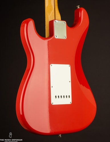 1956 Fender Custom Shop Stratocaster, Fiesta Red (USED, 2000) Red