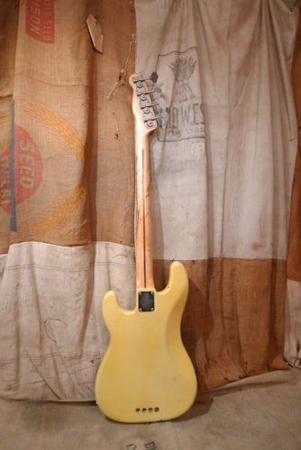 1956 Fender Precision Bass Blond, Very Good, Hard