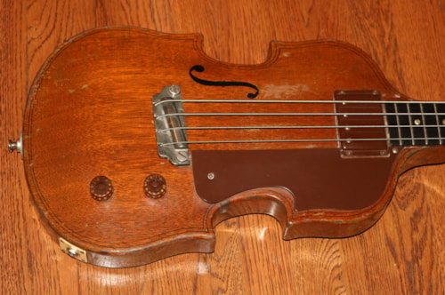 1956  Gibson EB-1 Electric Bass