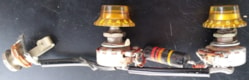 1956 Gibson Les Paul assembly complete