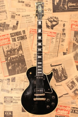 1957 Gibson Les Paul Custom