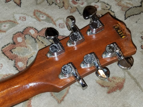 1956 GIbson Les Paul Junior - Signed