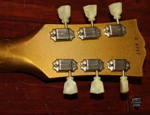 1956  Gibson Les Paul Standard All Gold