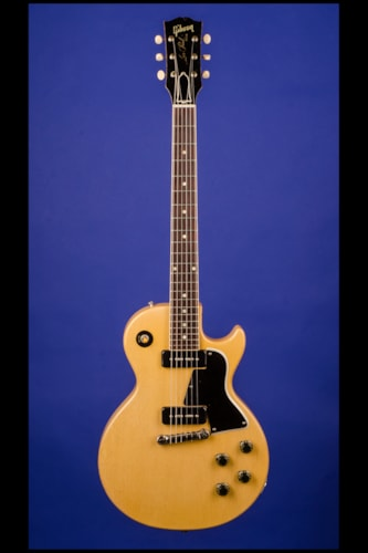 """1956 Gibson Les Paul """"TV"""" Special TV Yellow"""