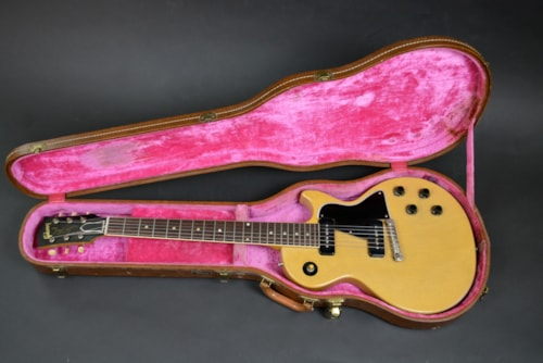 1956 Gibson Les Paul TV Yellow Special