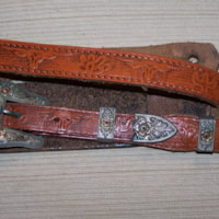 1956 Gretch Round up Guitar Strap