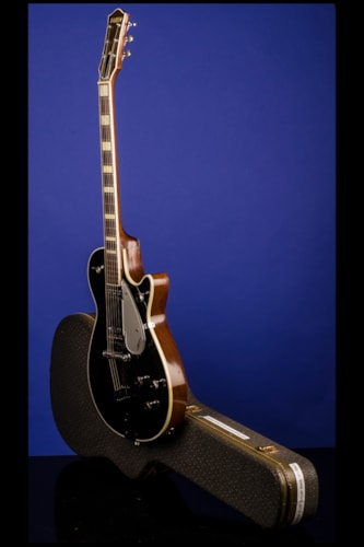1956 Gretsch 6128 Duo Jet Black, Near Mint, Original Hard, $11,500.00
