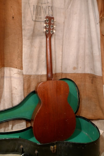 1956 Martin 0-15 Mahogany, Very Good, Original Soft, $2,600.00