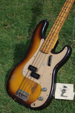 1957 Fender Precision Bass, P- Bass